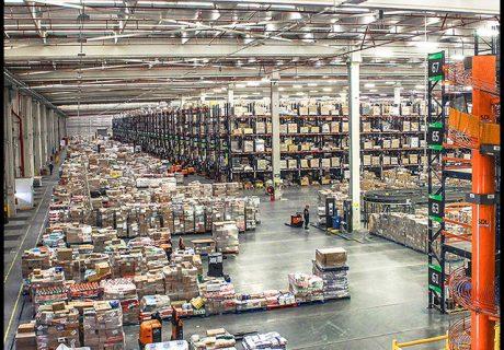 E-warehouse